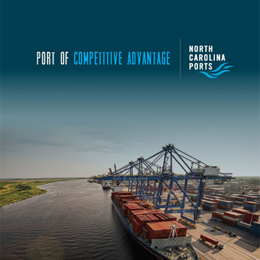 North Carolina Ports Overview Brochure
