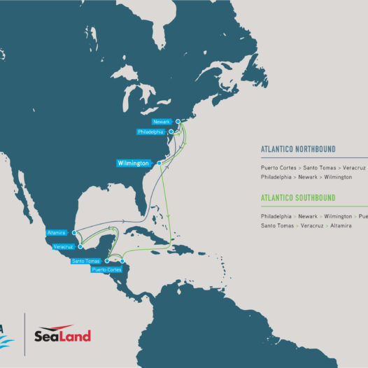 Latin America Container Services