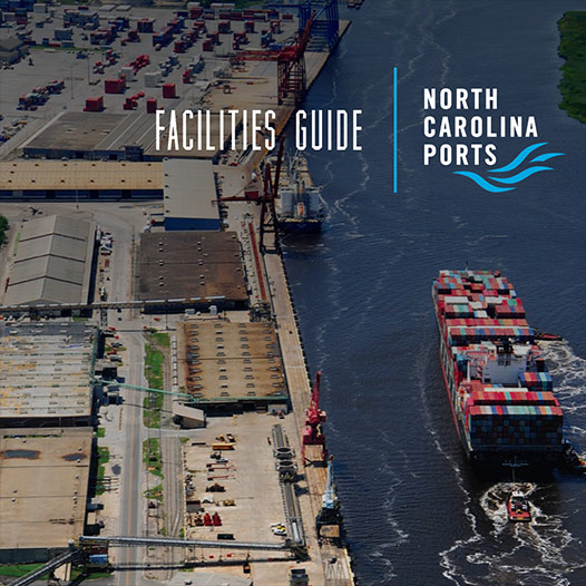 North Carolina Ports Facilities Guide (PDF)