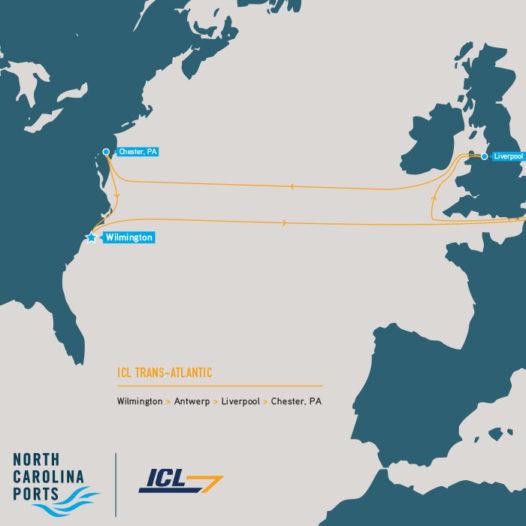 ICL Transatlantic - European Container Service